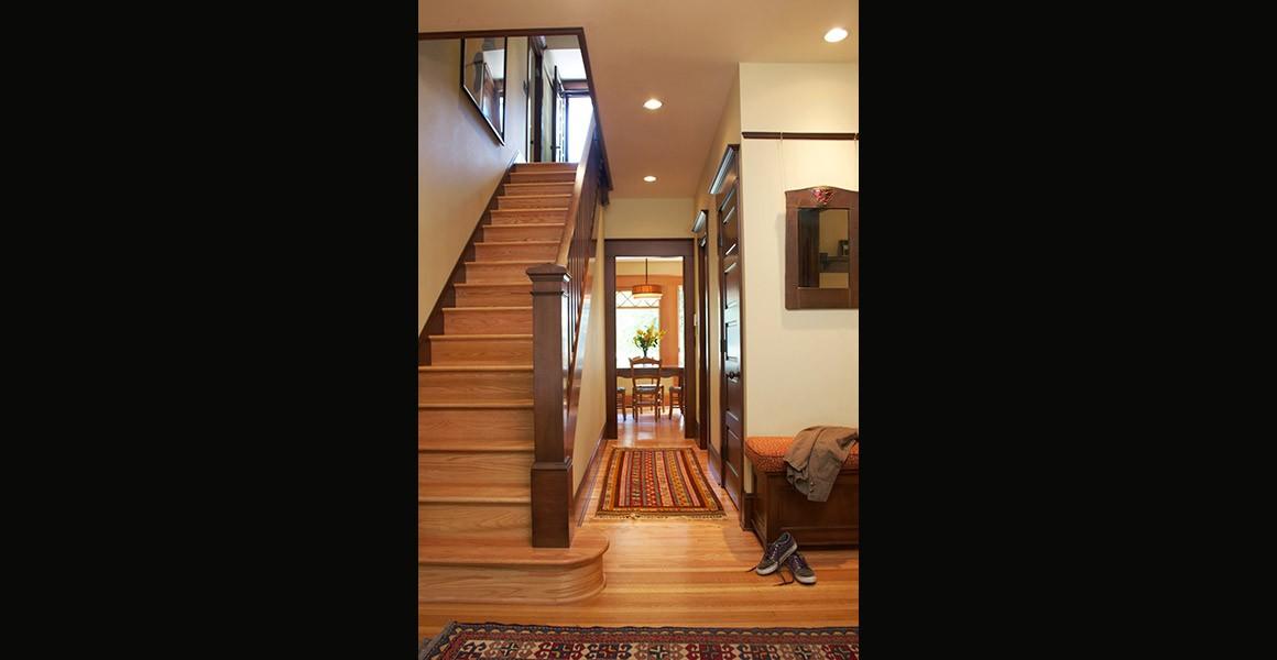 sacks-hallway